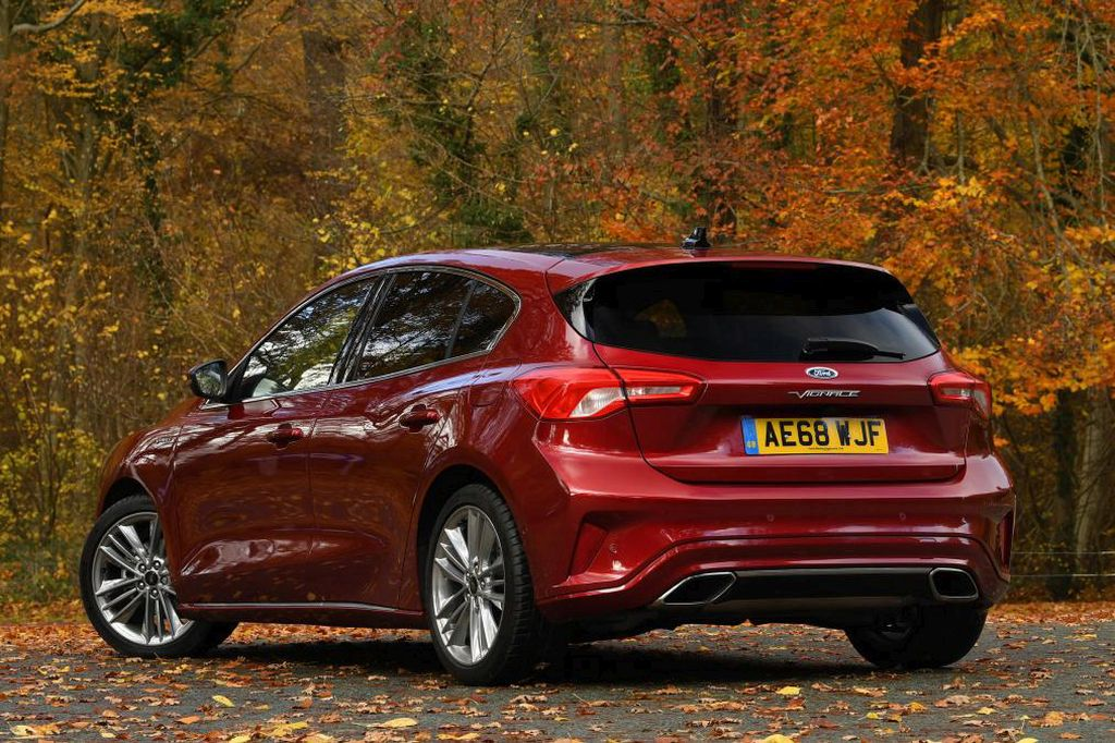 Review 2018 Ford Focus Vignale Hatback Wagon Www Focusmania Com