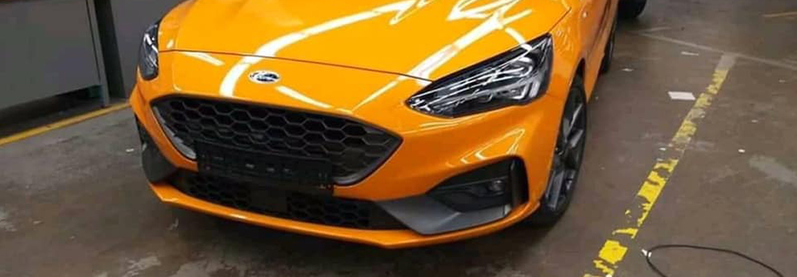UPDATE | First shots Ford Focus ST 2019