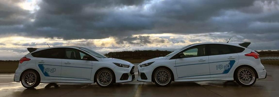 Unieke kans | 2 zeldzame Ford Focus RS50 EVO's te koop