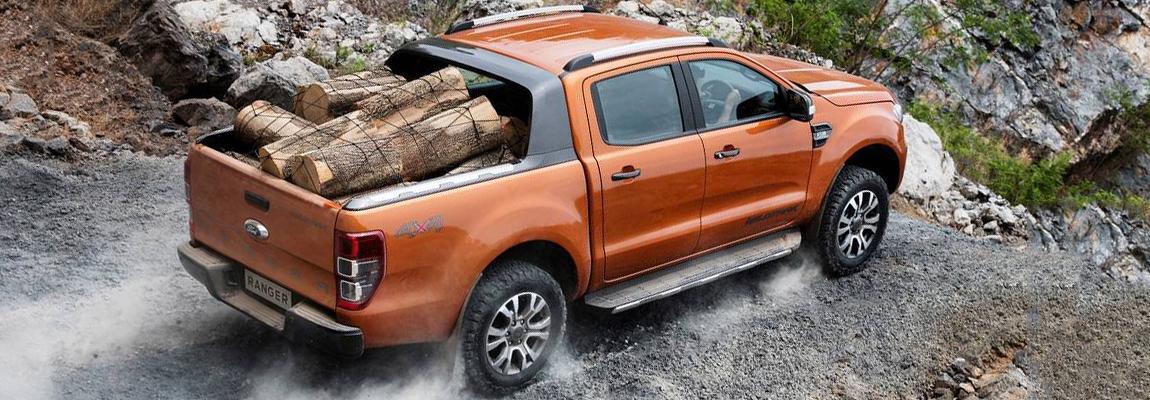 2019 Ford Ranger de meest krachtige en best verkochte pick-up in Europa