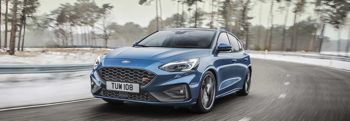 Dit is de 2020 Ford Focus ST met de 2.3 EcoBoost benzinemotor en 280pk | Video's