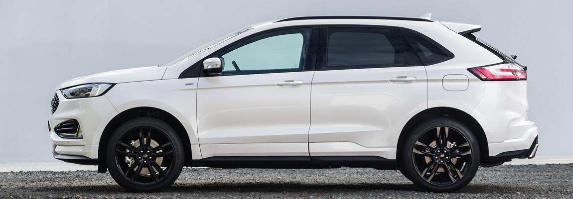 Nieuwe Ford Edge met betere prestaties en nog meer comfort