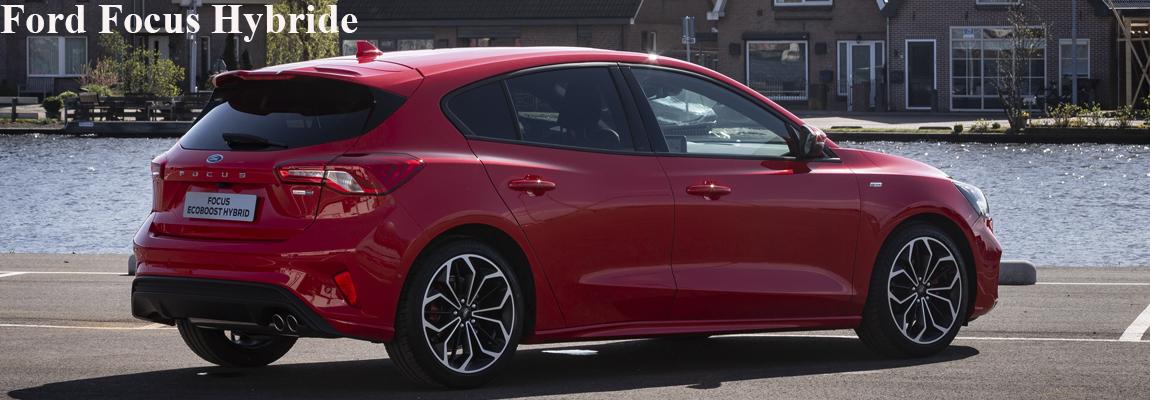 Ford presenteert nieuw geëlektrificeerd modellengamma tijdens Go Further incl. Focus EcoBoost Hybrid