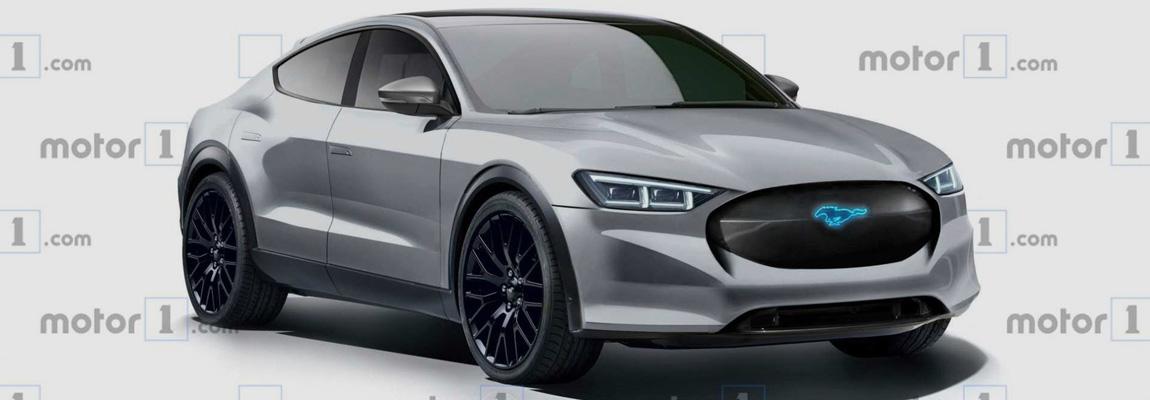 Nieuwe details over Ford Mustang gebaseerde Electric Crossover