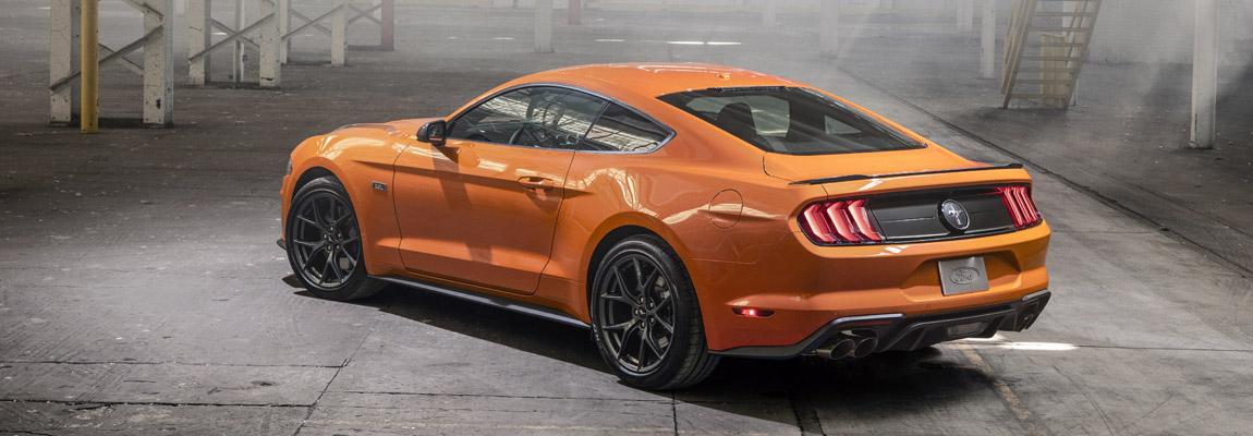 High Performance Package voor 2020 Ford Mustang met 330pk en GT hardware