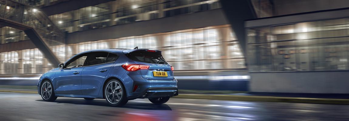 Specificaties en prijzen 2020 Ford Focus ST (UK)
