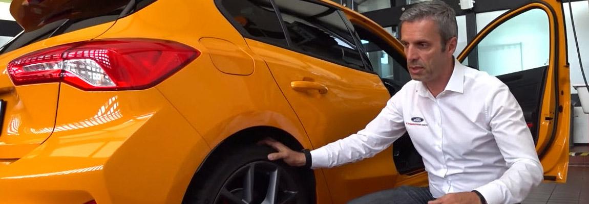 1e indruk Nederlands Media relatie 'Autovisie' 2020 Ford Focus ST incl. video