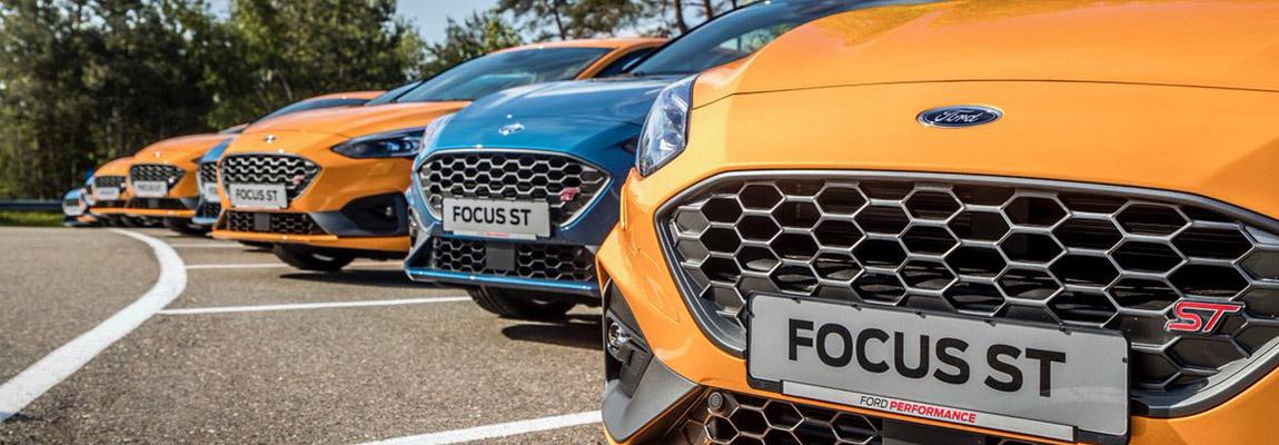 Europese media op de passagiersstoel van de hagelnieuwe Ford Focus ST | Video Update