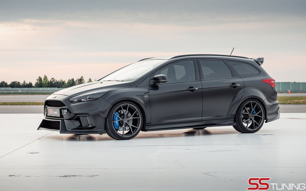 First And Only Ford Focus Rs Mk3 Wagon By Ss Tuning Www