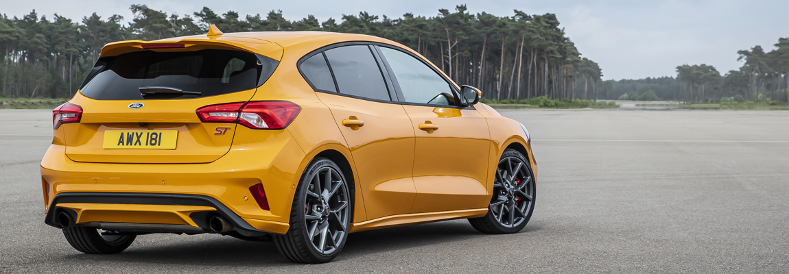 Engineered to perform, the 2020 Ford Focus ST with ESLD