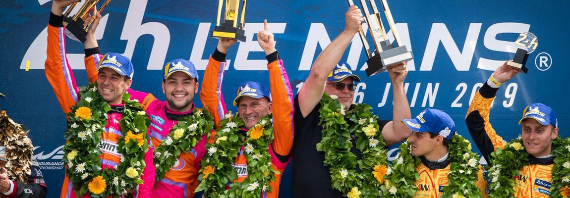 Jaarlijks de spannendste 24 uur in de autosport – Le Mans 2019 | Update