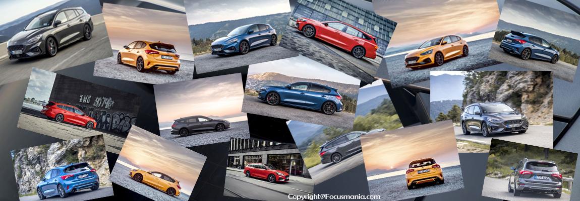 Nieuwe Wallpapers Focus ST Hatchback & Wagon toegevoegd