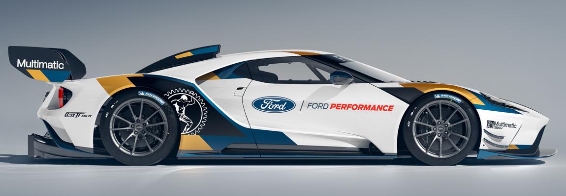 Ford met opwindende line-up aan auto's naar Goodwood Festival of Speed