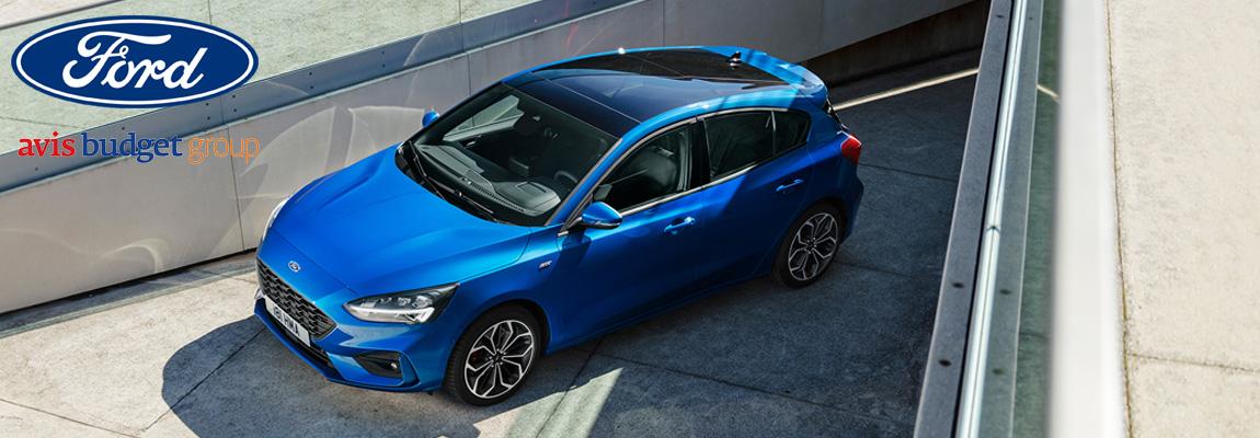 Samenwerking Ford & Avis Budget Group geven autoverhuur een nieuwe vorm
