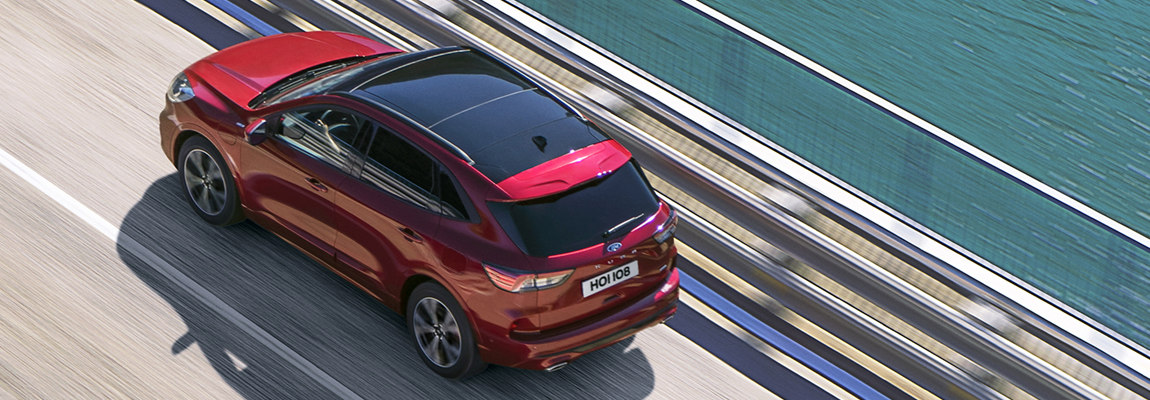 Ford maakt prijzen en specificaties nieuwe Kuga PHEV bekend