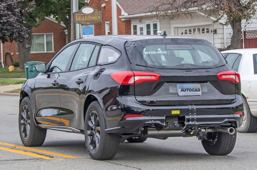 Prototype suggereert komst nieuwe Ford Mondeo Wagon ...