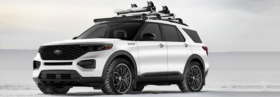 Ford met 50 extravagante modellen op de SEMA Tuning Show