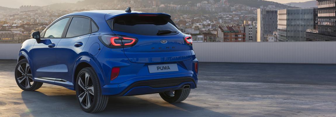 Productie Puma Crossover gestart – 1e van 8 geëlektrificeerde voertuigen nog dit jaar op de markt in Europa