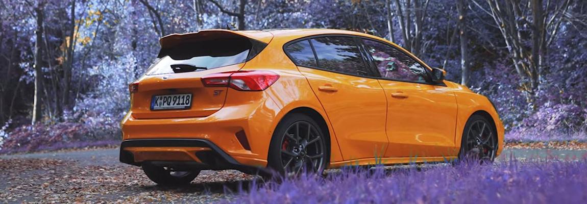 Jean Pierre Kraemer van JP Performance beantwoord vragen over de nieuwe Ford Focus ST