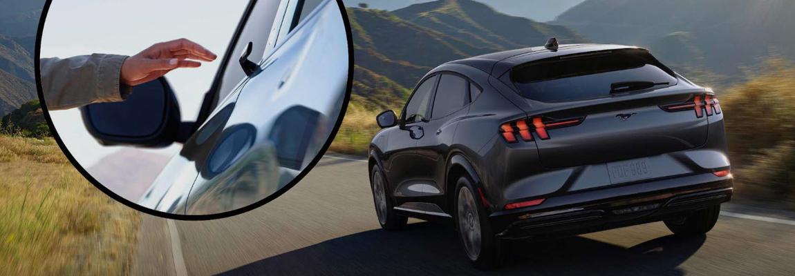 Geen gewone deurgrepen voor 2021 Ford Mustang Mach-E