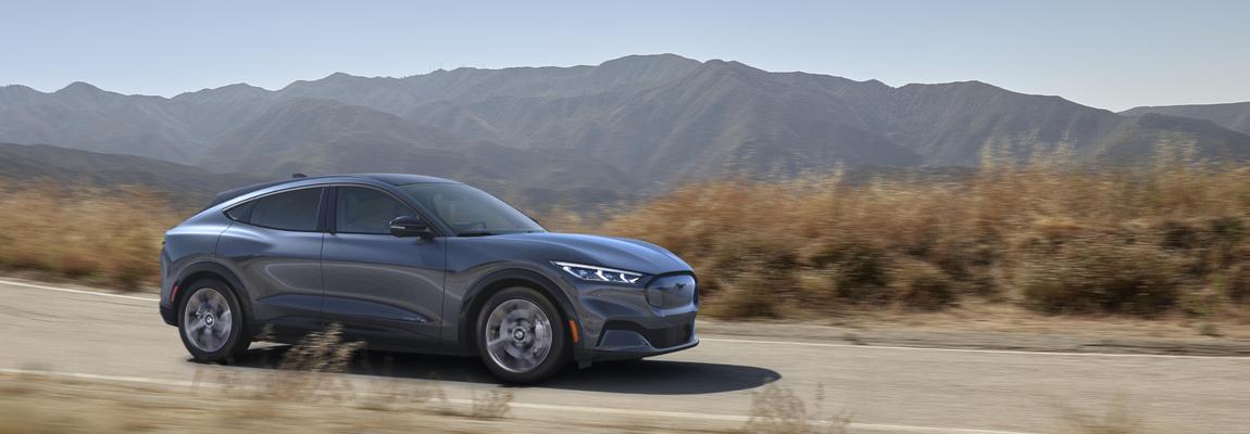 Mustang Mach-E First Edition reservering feiten