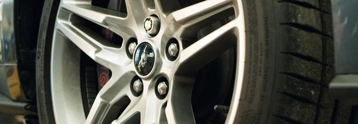Ford ontwikkelt 3D-geprinte wielsloten om dieven op afstand te houden