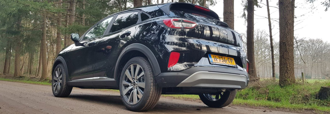 Gereden | de Ford Puma 1.0 Ecoboost Hybrid met 125 Pk