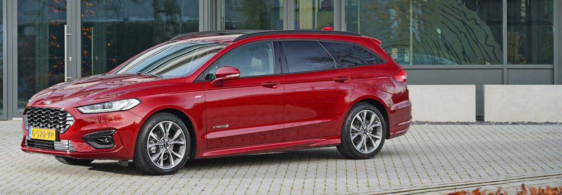 Introductie | extra Luxe Ford Mondeo ST-Line Hybrid