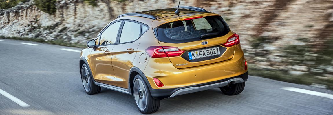Vernieuwde 1.0 EcoBoost benzinemotor en meer luxe voor de 2020 Ford Fiesta Connected