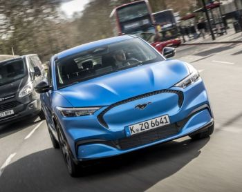 Ford 'Go Electric' Roadshow in London