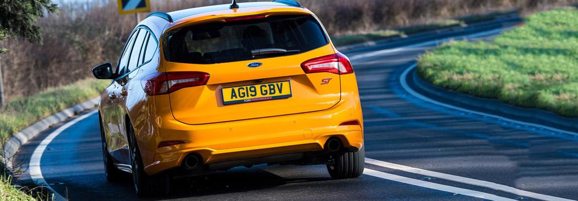 Ford Focus ST Wagon lange termijn test, bekijk hier deel 2