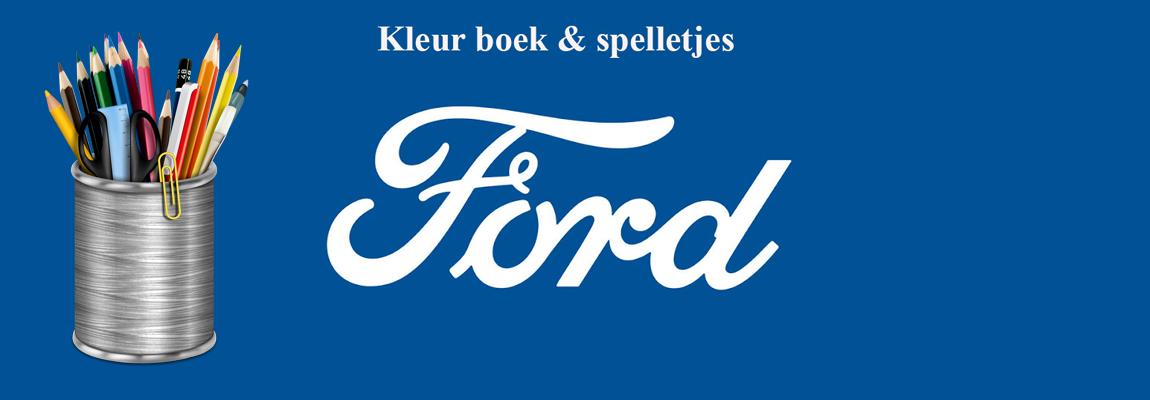 Ford maakt kleine en grote Ford liefhebbers graag blij met…
