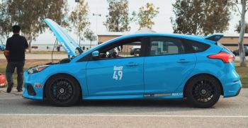 Mountune Focus RS Track Day Session