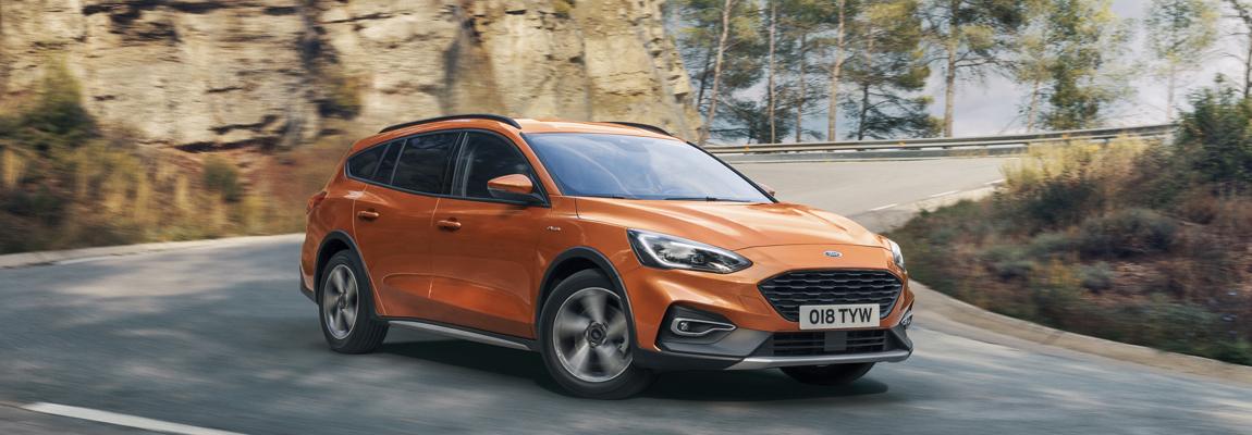 Ford Focus opnieuw best verkocht model in C-segment
