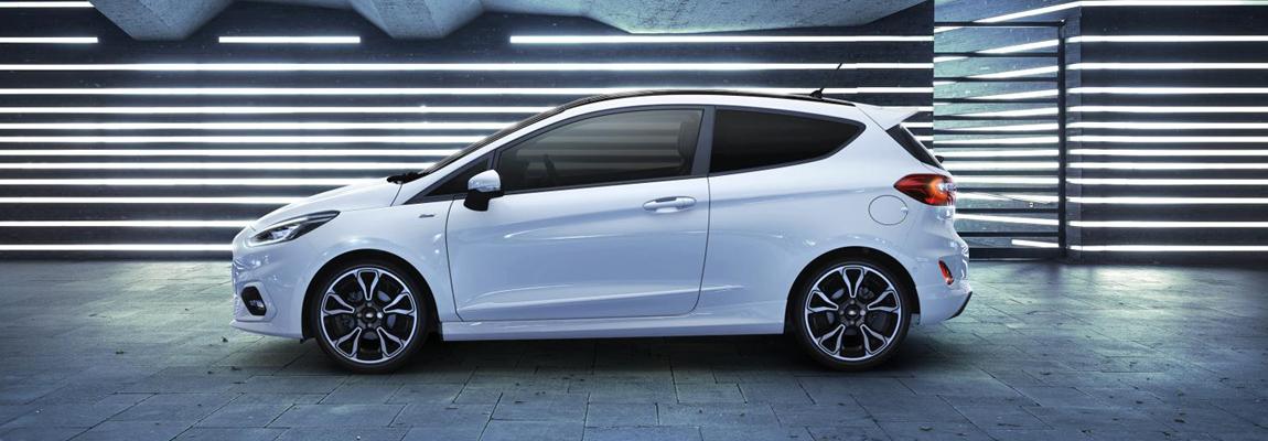 Ford Fiesta nieuwe technologie en efficiënter dankzij EcoBoost Hybrid aandrijftechniek