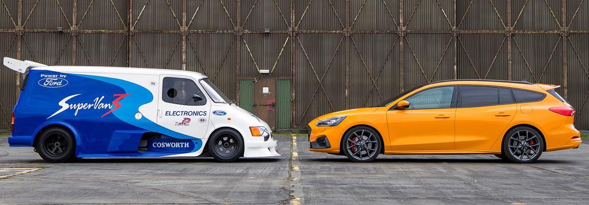 Lange termijn test 3 – Ford Focus ST Mk4 wagon vs klassieker de Transit Supervan