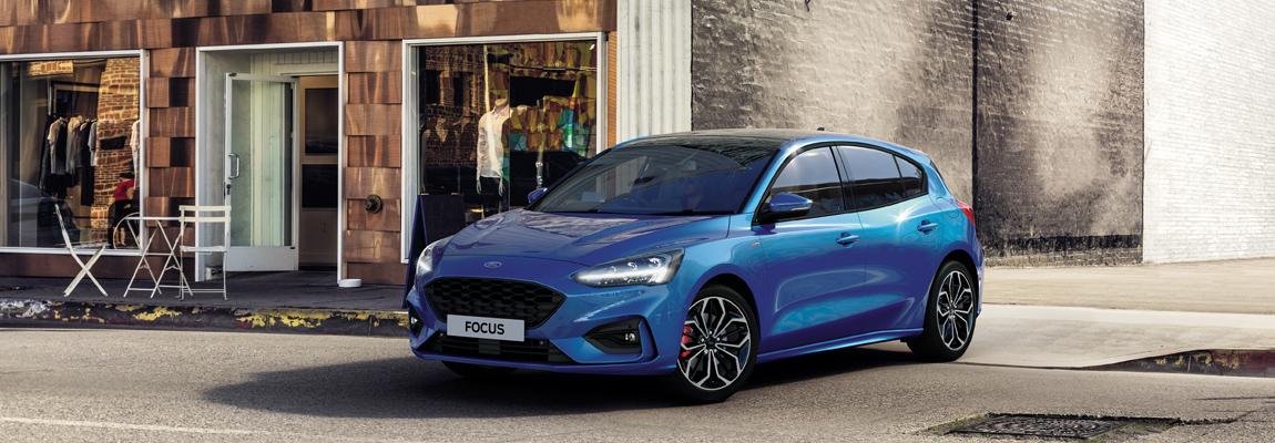 Nieuwe Focus EcoBoost Hybrid levert 17% meer brandstof efficiëntie, comfort en technologieën