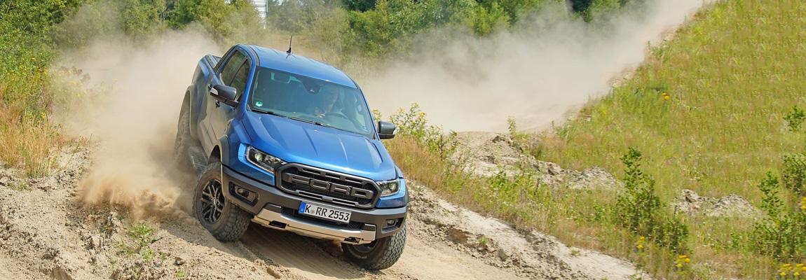 Dit betaal je voor de Nederlandse uitvoering van de Ford Ranger Raptor