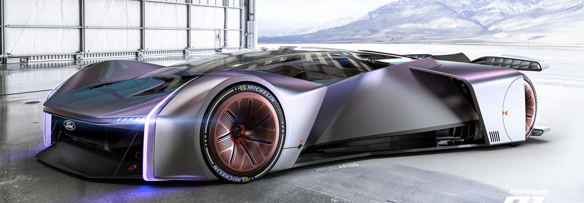 Team Fordzilla onthult ultieme raceauto, unieke samenwerking tussen Ford en gamers