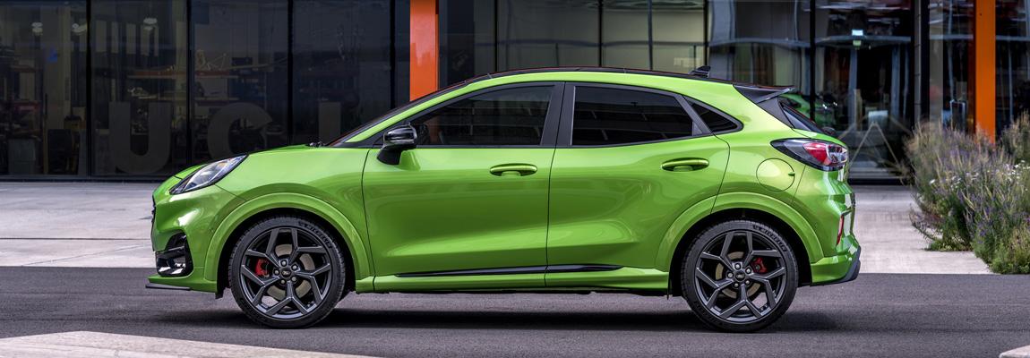 Fords eerste performance SUV voor Europa de nieuwe 2020 Puma ST