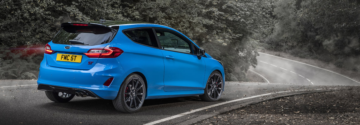 Special Edition Ford Fiesta ST met Fine Tune Thrills voor hothatch fans