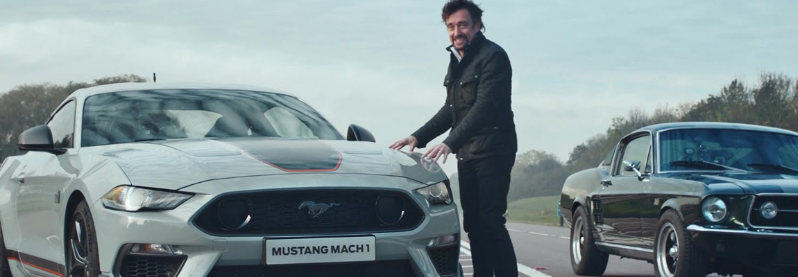 Video | Voormalig Top Gear presentator Richard Hammond oordeel over de Mustang Mach 1