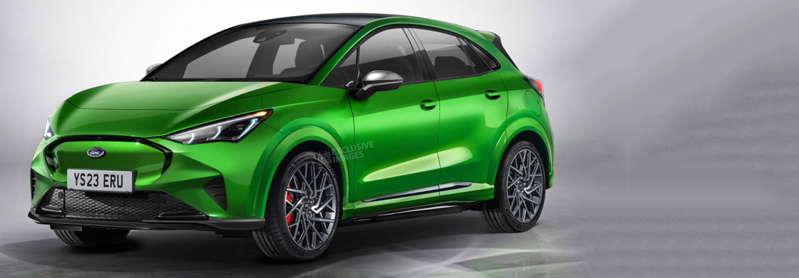 Ford Fiesta fabriek gaat 2023 'mini Mustang Mach-E' model bouwen