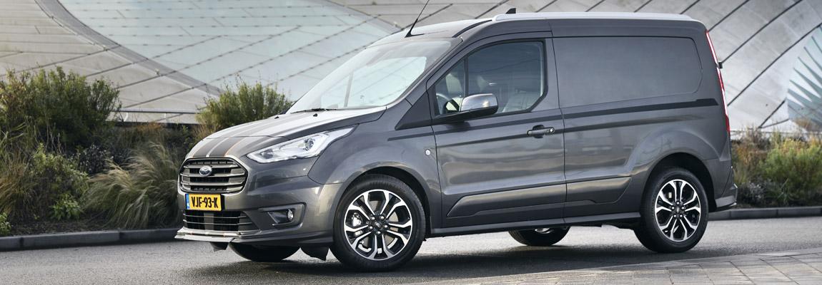 Ford Transit Connect Sport nu met veel extra's & uit voorraad leverbaar