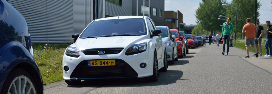 Meetings | Ford Members Club Nederland organiseerde afgelopen Hemelvaartsdag een Tourrit