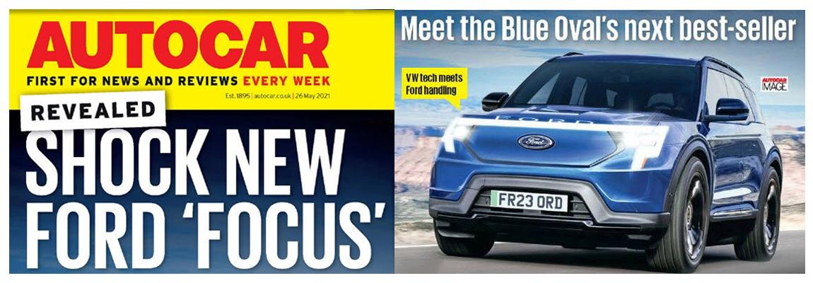 Ontmoet Ford's volgende best-seller wordt het een cross-over achtige Ford Focus?