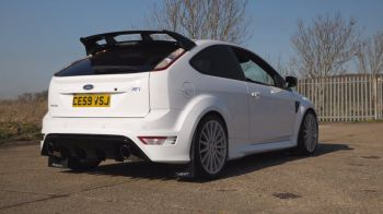 What I love about my Ford Focus RS Mk2