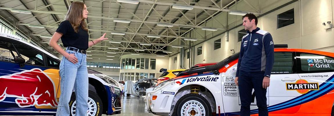 1999 Ford Focus WRC vs Ford Fiesta Rally2 welke is de beste en waarom?