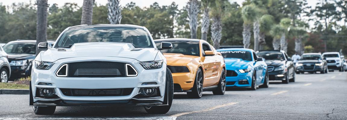 USA Meeting door Steeda onder de naam 'Mustang Week 2021', Kick-Off Party & Meet 'N Greet