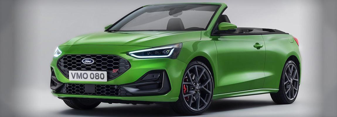 2022 Ford Focus Cabrio rendering door X-Tomi Design
